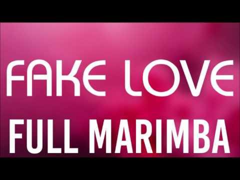 Drake - Fake Love (Full Marimba Remix)