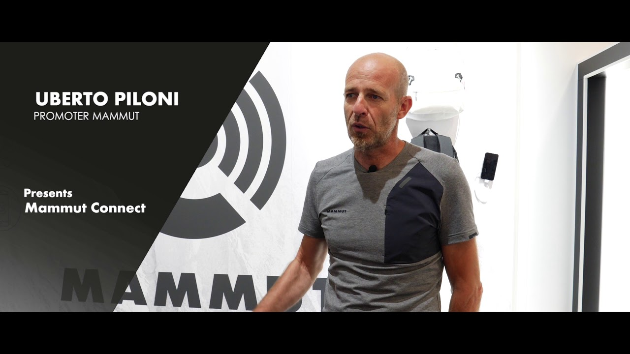 info for 1b8a3 514a6 Mammut Connect App ad OutDoor 2018 - Summer 2019