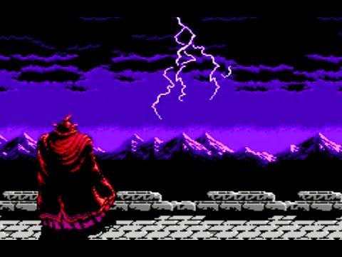 Ninja Gaiden Ii The Dark Sword Of Chaos Nes Playthrough