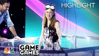Ellen's Game of Games - You Bet Your Wife: Episode 3 (Highlight)