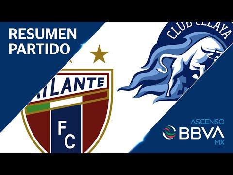 Resumen Y Goles | Atlante Vs Celaya | Ascenso BBVA MX - Jornada 11 - Apertura 2019