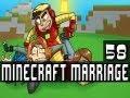 Minecraft Marriage Ep.58   He's Stuck