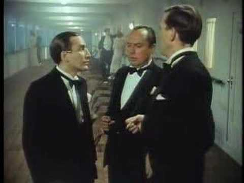 Ronan Vibert in 'Jeeves and Wooster' Two