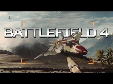 Battlefield 4 Funny Moments - Tank vs Heli Kills, Jet Ram, Hacker?!