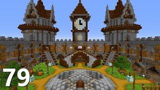 Który Zamek Wybrać?! Pomóżcie!!! - SnapCraft III - [79] (Minecraft 1.14 Survival)