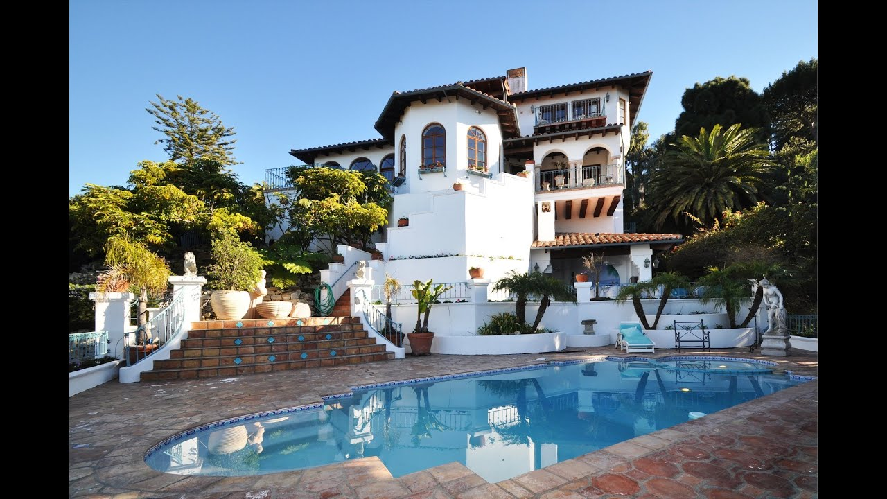 824 Via Del Monte Palos Verdes Estates Offered By Gary Elminoufi Beach City Brokers Youtube