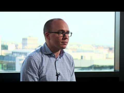 Marcus Gageby, Partner, Programme Management, EY Ireland