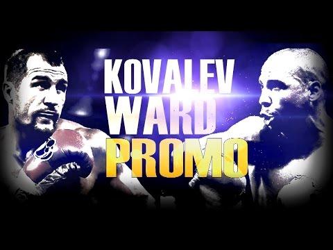 Sergey Kovalev vs Andre Ward | Promo