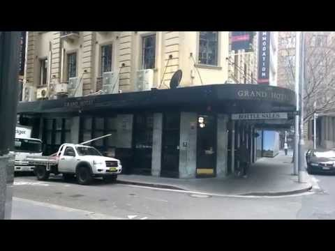 THE GRAND HOTEL - Hunter Street, Sydney - BUDGET HOTEL
