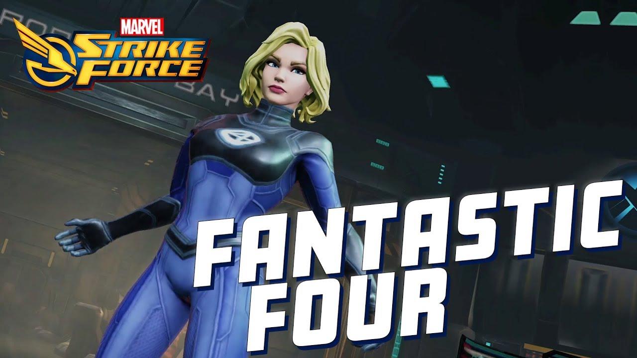 "Marvel Strike Force"" celebrates Marvel's 80th anniversary"