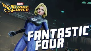 The Fantastic Four are coming to MARVEL Strike Force!