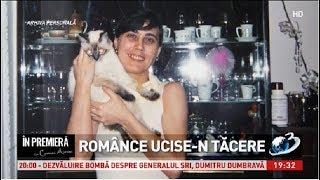 ROMÂNCE UCISE-N TĂCERE / RUMENE UCCISE IN SILENZIO