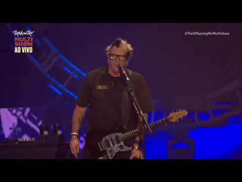 The Offspring Rock In Rio 2017 720p 720p