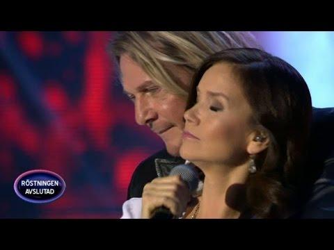 Tommy Nilsson och Tone Norum - Allt jag känner - Idol Sverige (TV4)