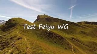 Feiyu WG Test - Bike in French Alps