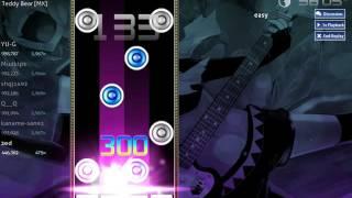 {OSU!} Utsu-P (feat. Kagamine Rin) - Tokyo Teddy Bear [MX]