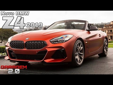 Novo BMW Z4 2019, O Roadster Perfeito! (Garagem 2.0)