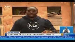 KUROILER  Chicken  BREED fetch better market prices in Nairobi   YouTube 240p