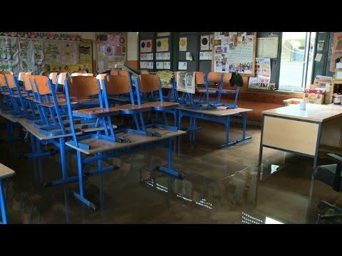 Schools close after heavy rain pounds Nairobi