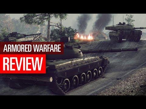 Armored Warfare (PS4)