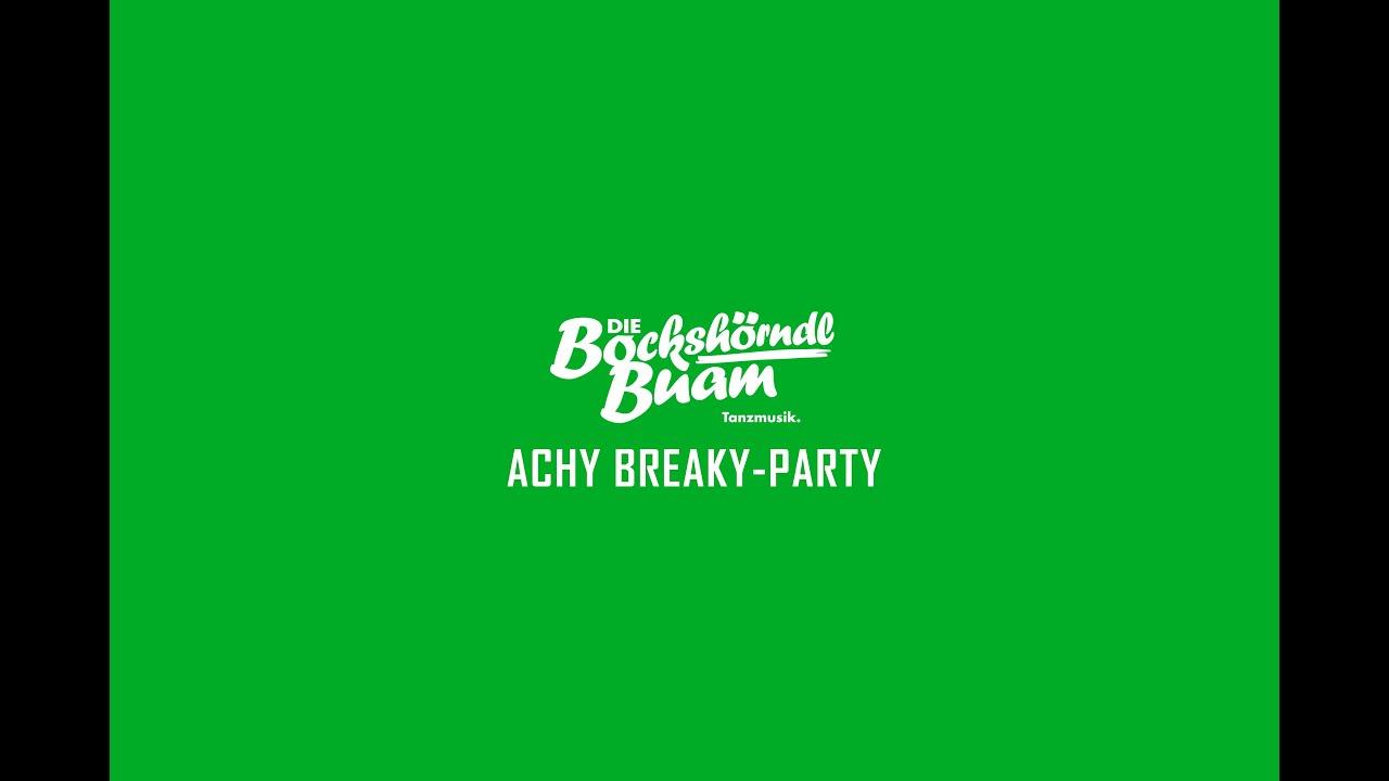 Die Bockshörndlbuam - Achy Breaky Heart (LIVE)
