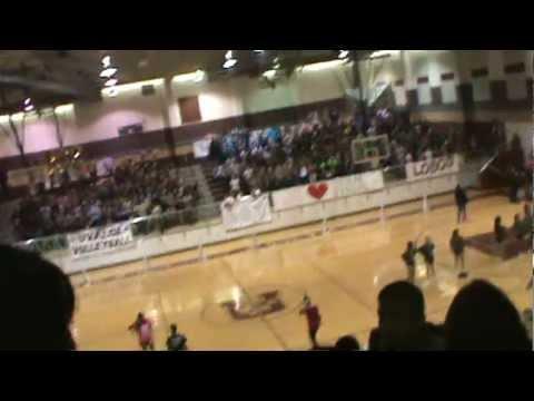Uvalde High School Pep Rally