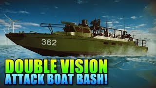 Battlefield 4 - Double Vision: Attack Boat Wrecks!