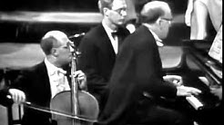 Mstislav Rostropovich - Beethoven - Cello Sonata No 4 in C major, Op 102