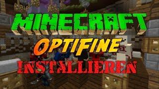 Minecraft 1.11 Optifine Installation + Download | Jede Version | Mehr FPS | Deutsch einfach