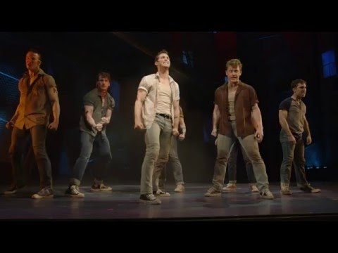 """West Side Story """"Jet Song"""" - Paramount Theatre"""