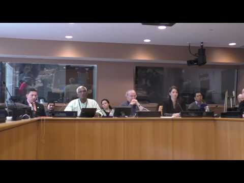 Defense of Land and Water as a Strategy to Eradicate Poverty, a UN CSocD Side Event