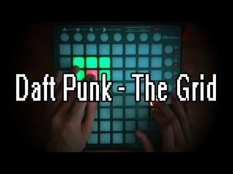 Daft Punk   The Grid Launchpad