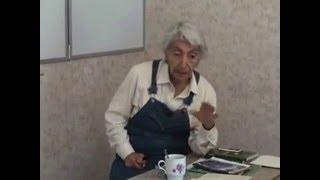 Марва Оганян. Очистка лёгких хреном