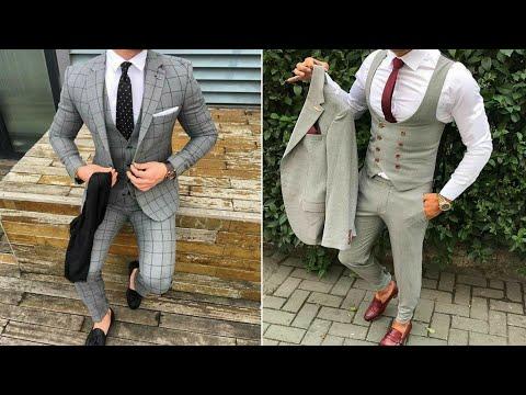 3 Piece Suit For Men|| New Trend 2019