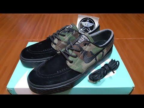 new style amazing selection discount shop Unboxing - Nike SB Stefan Janoski OG Camo - YouTube
