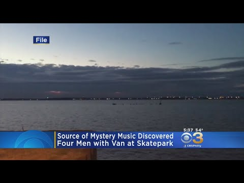 Police Chief Finds Source Of Mysterious Music Plaguing Towns Along Delaware River For Months