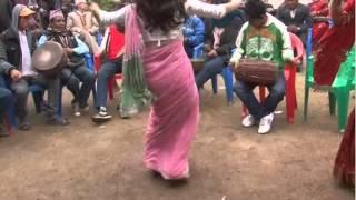 Beautiful panche baja dance