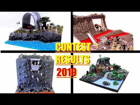LEGO MOC CONTEST RESULTS 2019!!! LEGO STAR WARS EPIC MOCS - YouTube
