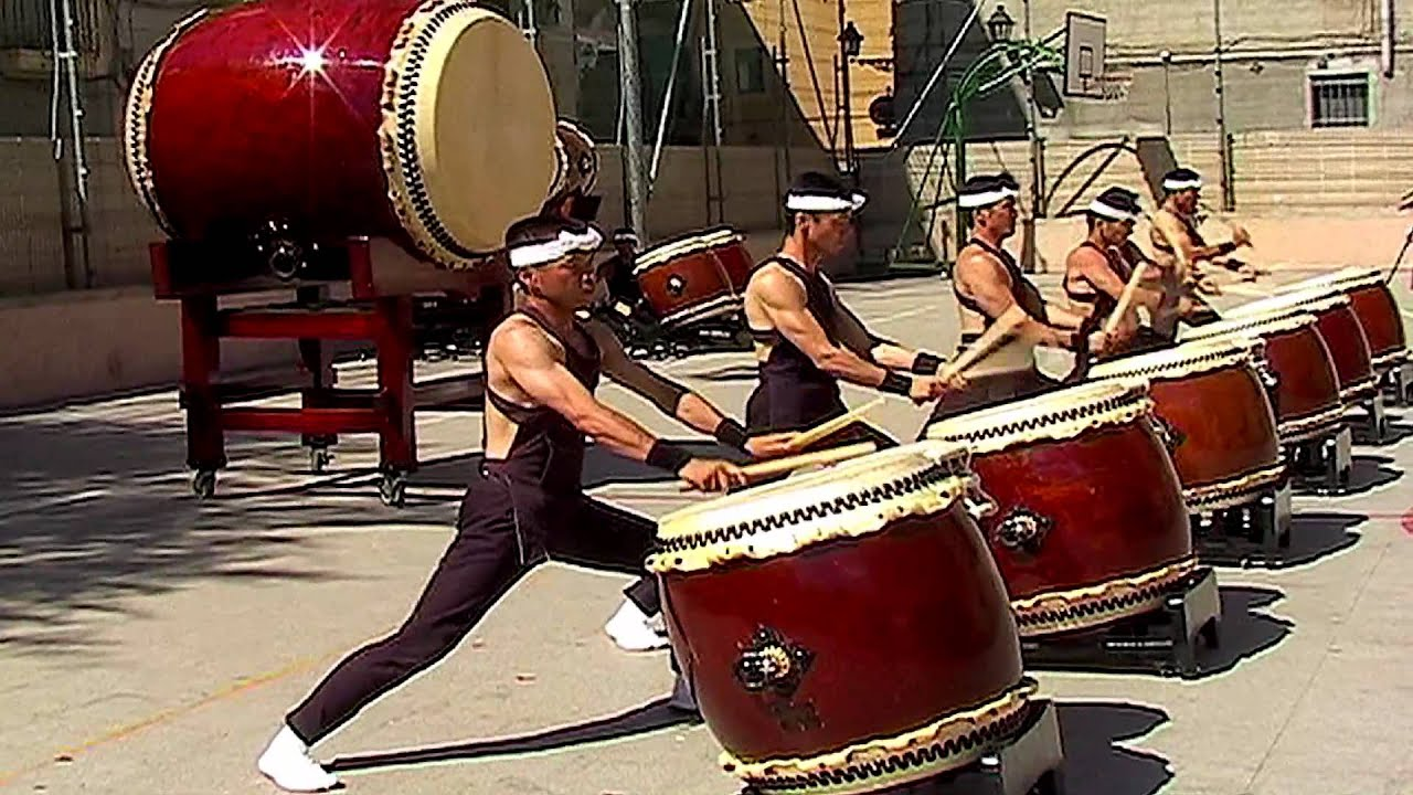 diy how to make a chinese war drum
