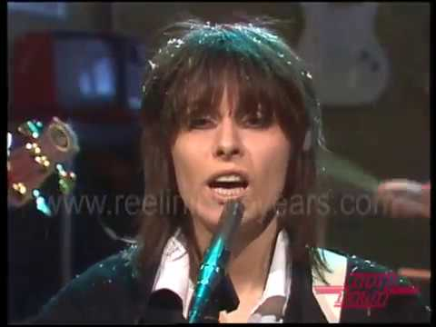"""Pretenders- """"2000 Miles"""" and interview on Countdown 1983"""