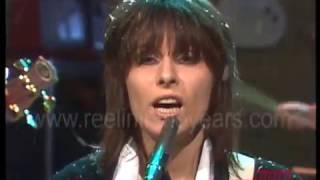 "Pretenders- ""2000 Miles"" and interview on Countdown 1983"
