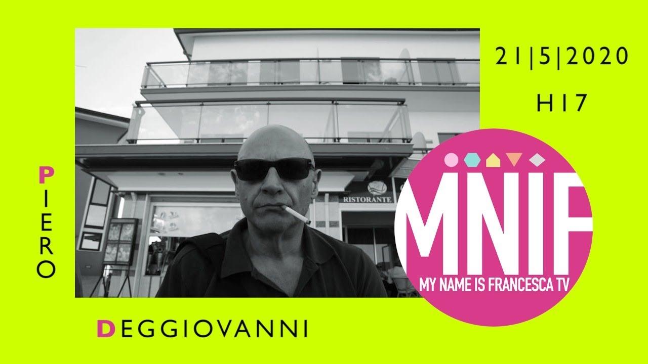 MNIF TV incontra Piero Deggiovanni