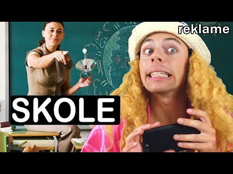 RITTA I SKOLE #2 | REKLAME FOR SEEK