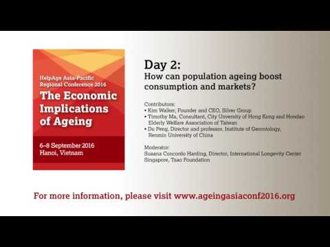 Day 2 - How can population ageing boost consumption and markets? (M1)