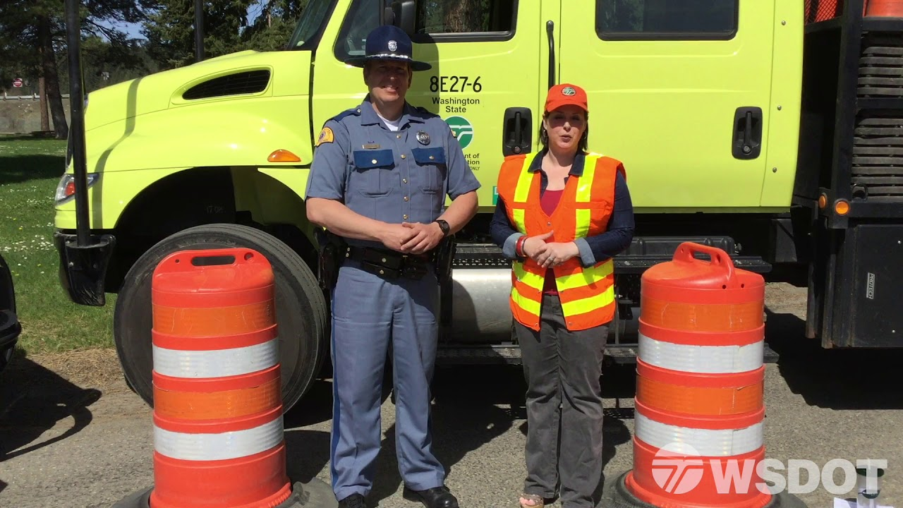 Keeping you and road workers safe during i 90 39 s busy for I 90 construction