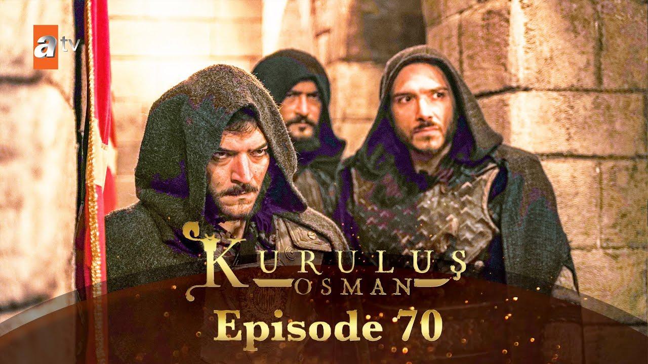 Download Kurulus Osman Urdu | Season 2 - Episode 70