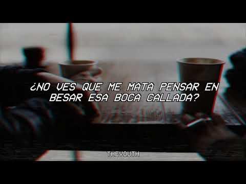 Sebastian Romero - ¿A Qué Te Sabe El Café? (Letra)