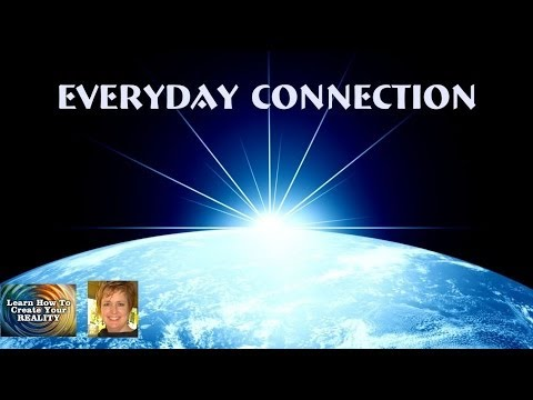 ELOHEIM: Create Your Reality ~ Everyday Connection Interview