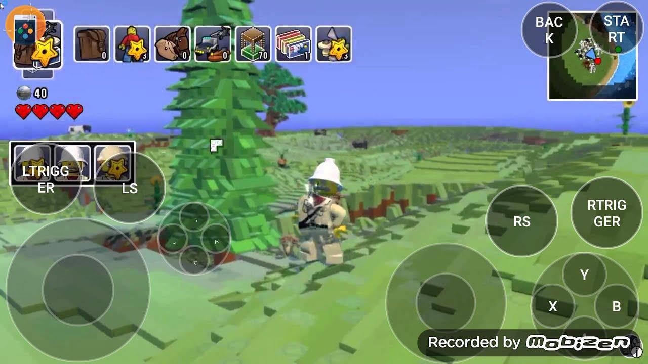 Игры лего на андроид без интернета