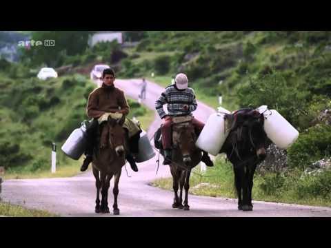 Documentaire L'Albanie inconnue HD 2016 (2/2)
